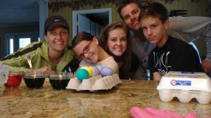 Kellie, Maddie, Makenzie, Todd, Nathan