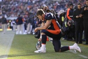 Tim Tebow's Prayer