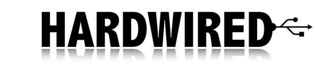 HARDWIRED logo
