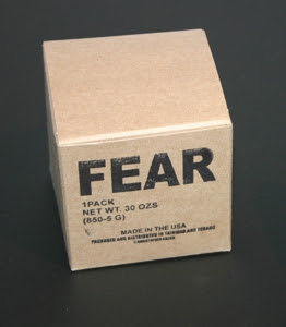 box of fear