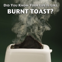 Your Life Is Like Burnt Toast